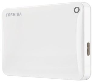 """Toshiba 500GB Canvio Connect II 2.5"""" USB 3.0 White"""