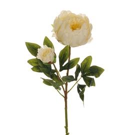 Искусственный цветок 80-283955, желтый