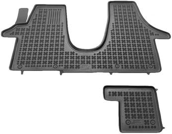 REZAW-PLAST VW Transporter T5 Multivan 2003 Rubber Floor Mats