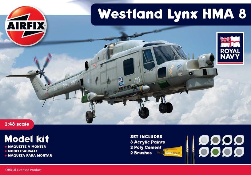 Airfix Westland Lynx HMA 8 Set 1:48