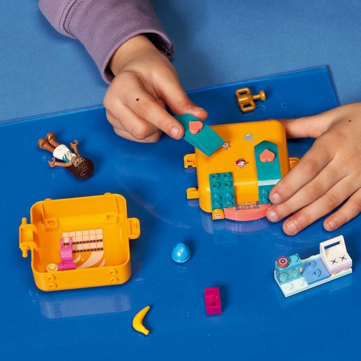 Конструктор LEGO Friends Andreas Swimming Cube 41671, 59 шт.