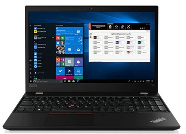Lenovo ThinkPad P53s Black 20N6002PMH