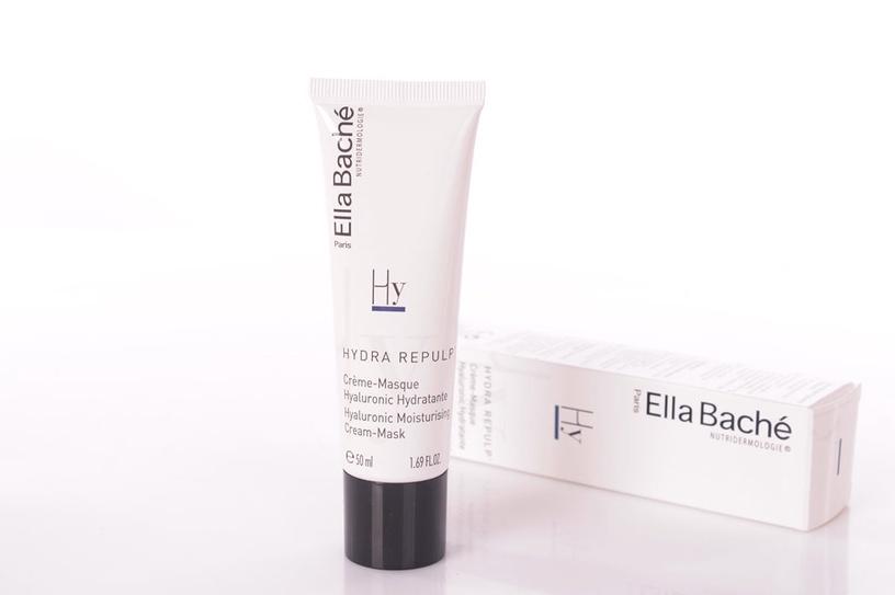 Veido kaukė Ella Bache Hyaluronic Moisturizing Cream-Mask, 50 ml