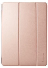 Spigen Smart Fold Kickstand Case For Apple iPad 2018 9.7'' Rose Gold