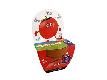 Istutuskomplekt lastele Buzzy Grow, tomat