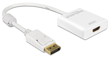Delock Adapter Displayport 1.2 HDMI White