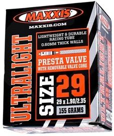 """Maxxis Ultralight Bike Tube 29""""x1.90/2.35 FV48 Black"""
