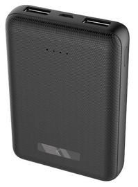 Зарядное устройство - аккумулятор Ksix, 10000 мАч, черный