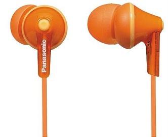Ausinės Panasonic HJE125E Orange
