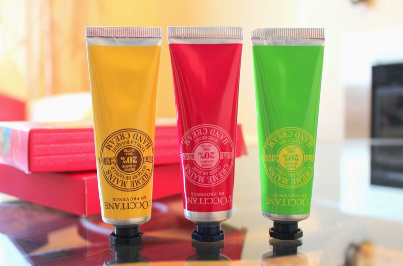 L´Occitane Shea Butter Zesty Lime Hand Cream 30ml