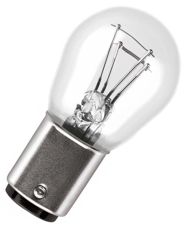 Автомобильная лампочка Osram Lamps With Metal Bases For Cars 7528
