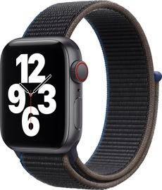 Išmanusis laikrodis Apple Watch SE GPS LTE + Cellular, 40mm Aluminum Space Grey Sport Loop, juoda