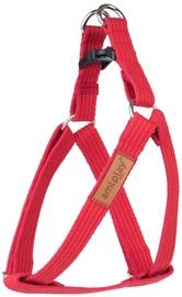 Bikšturis Amiplay Cotton, sarkana, 200 - 350 mm x 15 mm