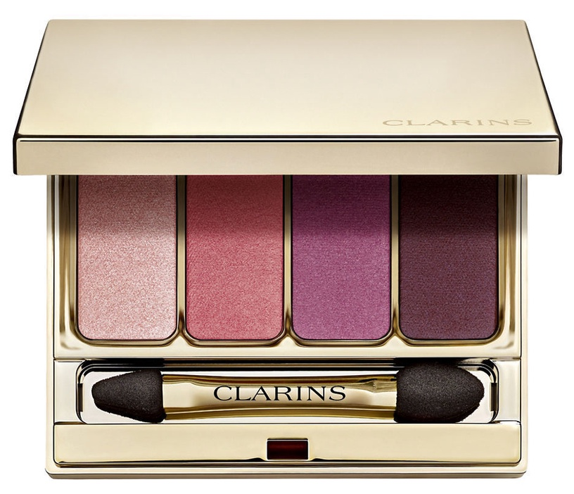 Clarins 4 Colour Eyeshadow Palette 6.9g 07