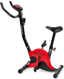 Spokey Exercise Bike OneGo Red 928654