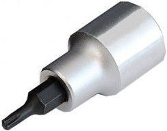 "Ega Hexagonal Socket TORX 60mm 1/2"" T70"