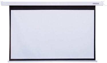 Projektoriaus ekranas 4World Electric Display for Projector 221x124cm w/Switch