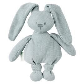 Nattou Knitted Cuddly Rabbit Green
