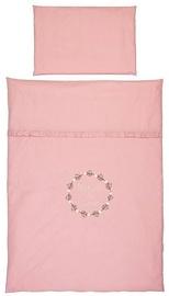 Klups Albero Mio Nature & Love Bedding Set 2pcs Rose