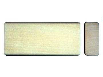 Деревянный брусок Sauna Board 25x85x1000mm Black Alder