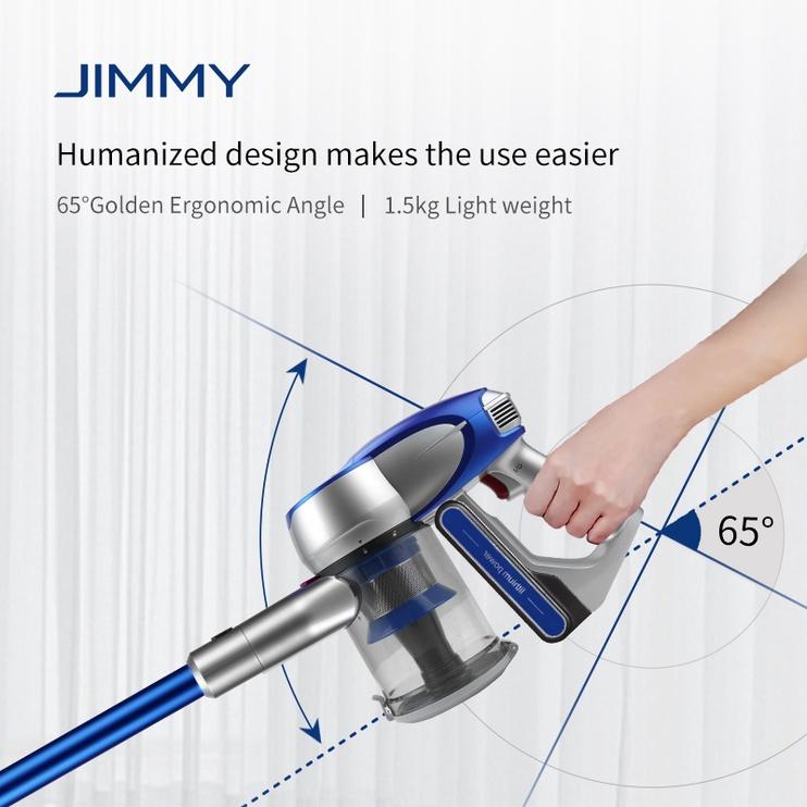Пылесосы - швабры Jimmy JV83, 2500 мАч