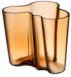 Iittala Alvar Aalto Collection Vase 95mm Desert Sand
