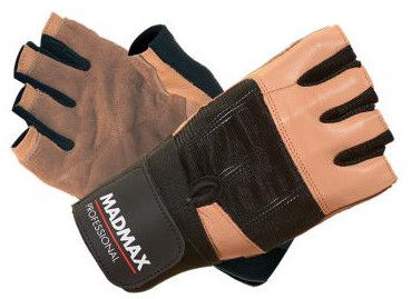 Mad Max Professional Natural Brown Black XL