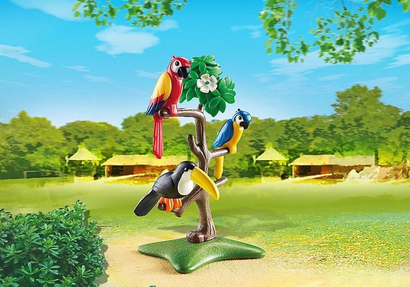 Playmobil Tropical Birds 6653
