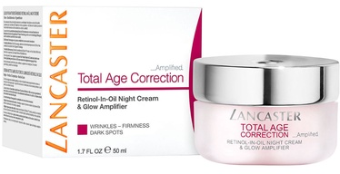Крем для лица Lancaster Total Age Correction Night Cream, 50 мл