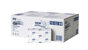 Popieriniai rankšluosčiai Tork Xpress Multifold, 2 sl. H2