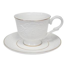 Kavos - arbatos servizas, 4 dalių