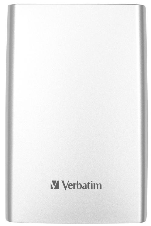 "Verbatim 2.5"" Store'n'Go 2TB Silver"