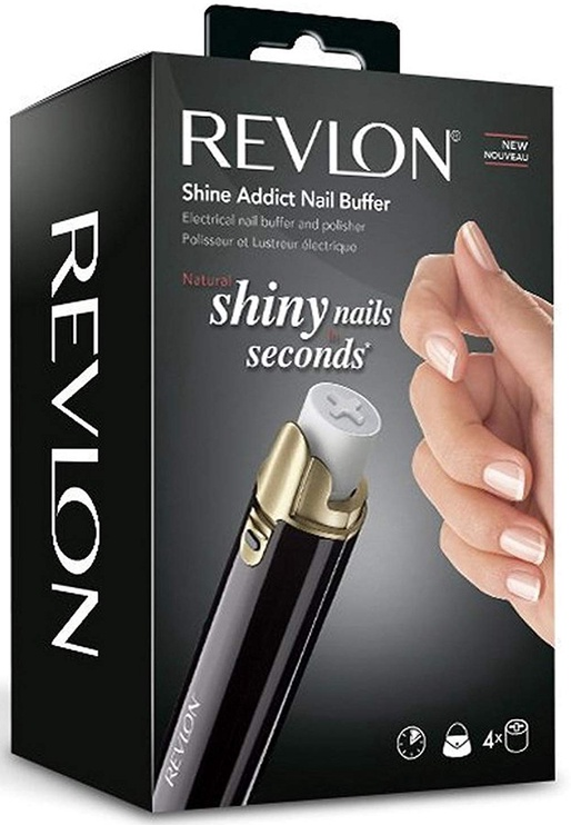 Revlon Shine Addict Nail Buffer RV3525U