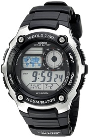 Casio Collection World Time AE-2100W-1AVEF Mens Watch