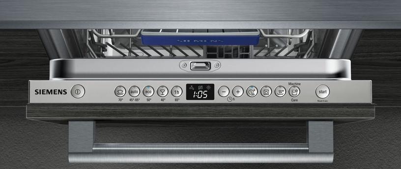 Įmontuojama indaplovė Siemens iQ300 speedMatic SR635X01IE