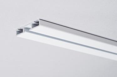 Profils alumīnija universal balts 300