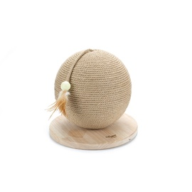 Beeztees Scratching Post Globe 30x30x27cm