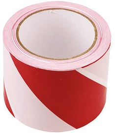 SMART Warning Tape 8cm 100m Red/White