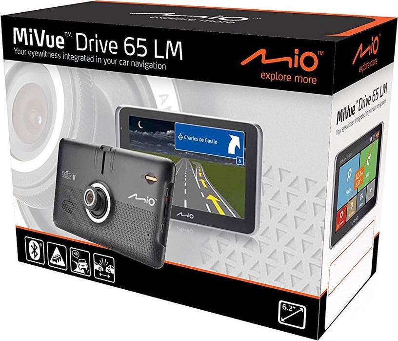 Mio MiVue Drive 65 2in1 LM EU
