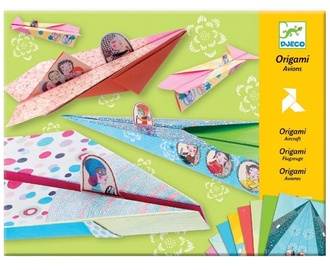Djeco Origami Planes For Girls Origami Aircraft