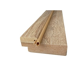 Belwooddoors Door Frame Set Oak 2.8x210x7.1cm