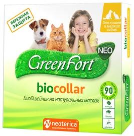 Средство от паразитов Ekoprom Neoterica GreenFort Biocollar