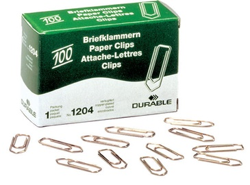 Durable Paper Clips 100pcs 26mm