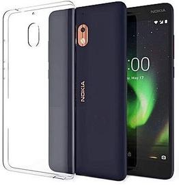 Mocco Ultra Back Case For Nokia 6.1 Plus Transparent