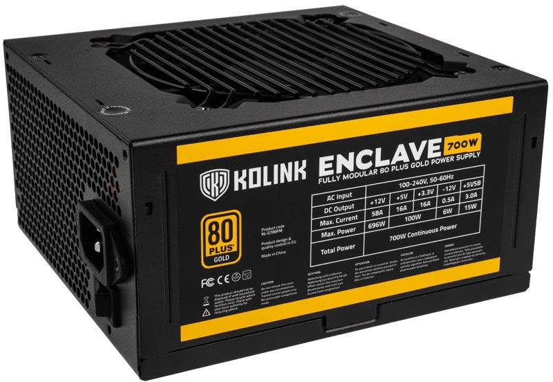 Kolink Enclave Series PSU 700W