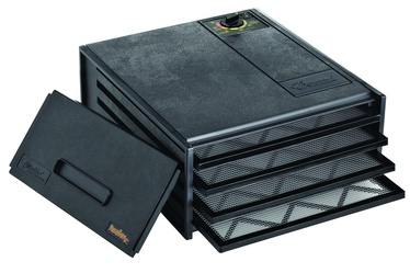 Excalibur Food Dehydrator 4 Trays Black