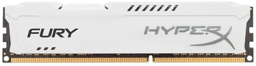 Kingston 8GB DDR3 PC14900 CL10 DIMM HyperX Fury White HX318C10FW/8