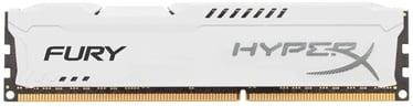 Operatīvā atmiņa (RAM) Kingston HyperX Fury White HX318C10FW/8 DDR3 (RAM) 8 GB