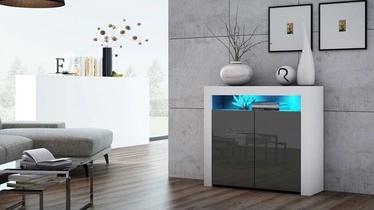 Pro Meble Milano PKC 2D White/Grey