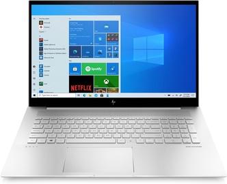 Ноутбук HP Envy 17-ch0009nw, Intel® Core™ i5-1135G7, 8 GB, 512 GB, 17.3 ″